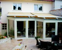 Wintergärten, Dacharbeiten, Zimmerei